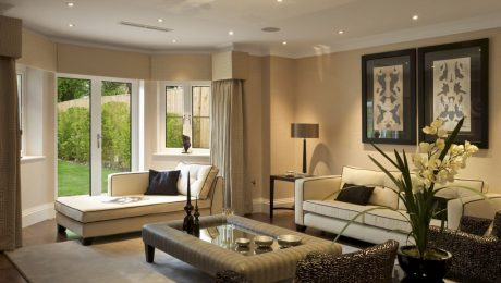 residential interior painting project melbourne